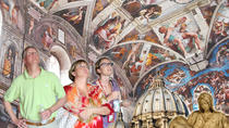 Private Early Bird Vatican and St Peter's Basilica Tour, Rome, Cultural Tours