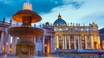 Private Early Bird Vatican and St Peter's Basilica Tour with Hotel pick-up, Rome