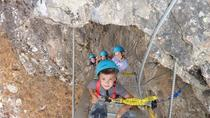 2Hour Kid Session of Via Ferrata-Tyrotrekking in Corsica, Corsica, Obstacle Courses