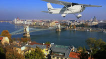 Budapest Full Day Private Tour by Car and by Plane above The City and The Danube Bend, Budapest,...
