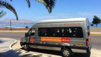 Lima Airport Shuttle: Airport to Miraflores or Viceversa, Lima