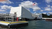 Pearl Harbor and Oahu North Shore Small Group Tour, Oahu, Helicopter Tours