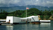 Pearl Harbor - USS Arizona Memorial And Oahu North Shore Tour From Big Island, Big Island of Hawaii