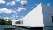 Pearl Harbor USS Arizona Memorial and Oahu North Shore Tour from Maui, Maui, Day Trips