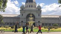 Melbourne Bike Tour with Coffee and Drinks Including Yarra River and Southbank, Melbourne, Audio ...