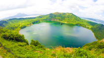 TAAL VOLCANO CRATER Day Tour from Manila, Tagaytay, Private Day Trips