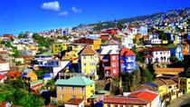 Full-Day Tour of Valparaiso Port and Viña del Mar from Santiago, Santiago, Wine Tasting & ...