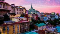 Full-Day Valparaiso and Casablanca Valley Tour from Santiago to San Antonio Port, Santiago, Ports...