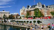 Victoria and Butchart Gardens by Seaplane and Speed Boat, Vancouver
