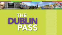 Dublin Pass with Hop-On Hop-Off Tour and Entry to Over 30 Attractions, Dublin, Walking Tours