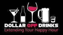 Dollar Off Drinks Card: Orlando, Orlando, Bar, Club & Pub Tours
