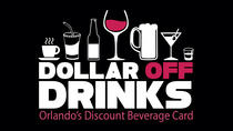 Dollar Off Drinks Kort: Orlando, Orlando, Bar, Club & Pub Tours