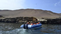 All Inclusive Paracas National Reserve and Ballestas Islands from Lima, Lima, Day Trips