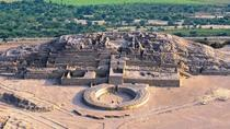 All Inclusive Private Tour to Caral Archaeological Site from Lima, Lima, null