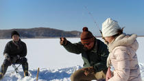 Smelt Ice Fishing Experience in Kushiro, Kushiro, Day Trips