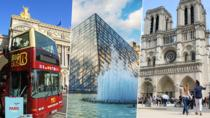 Paris Pass Including Entry to Over 60 Attractions, Paris, Hop-on Hop-off Tours