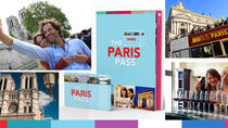 Paris Pass Including Hop-On Hop-Off Bus Tour and Entry to Over 60 Attractions, Paris, Bike & ...