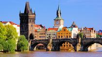 Best of Prague: City Walking Tour, Boat Cruise, and Typical Czech Lunch, Prague, null