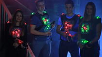 Laser-Game in Prag, Prague, Kid Friendly Tours & Activities