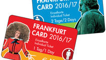 1-Day or 2-Day Frankfurt Card, Frankfurt