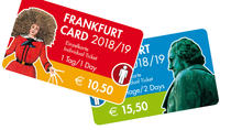 2-Day Frankfurt Card Group Ticket, Frankfurt, Sightseeing Passes
