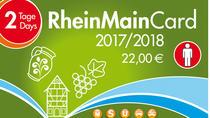 2-Day RheinMainCard, Frankfurt, Sightseeing Passes