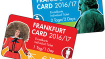 Frankfurt Card 1-Day Group Ticket, Frankfurt, Hop-on Hop-off Tours