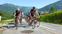 6-Night Small Group Cycle Tour of the French Rhône-Alpes from Geneva, Ginevra