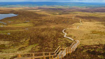 Full-Day Cuilcagh Legnabrocky Trail and Stairway to Heaven Hike and Marble Arch Caves tour, Dublin,...