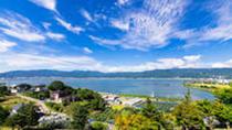 1 Way Day Tour Takayama - Tokyo via Suwako & Mt Fuji or Kawaguchiko