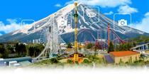 Day Trip to Mt Fuji and Fuji-Q Highland (includes tickets for 3 attractions), Tokyo, Day Trips