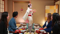 Maiko Performance and Traditional Kyoto Cuisine Experience Day Tour, Osaka, Cultural Tours