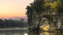 Private Guilin Full Day Tour including Fubo Hill, Reed Flute Cave, Elephant Hill and Seven Star ...