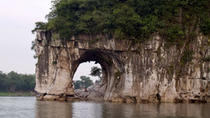 Tour privato di mezza giornata a Guilin, incluso Li River, Reed Flute Cave e Elephant Hill, Guilin, Tour privati