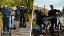 Half-Day Combined Segway and E-Scooter Tour in Prague, Prague, Vespa, Scooter & Moped Tours