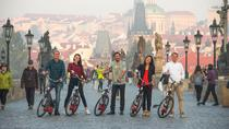 Kleine Elektroroller-Tour in Prag mit privater Option, Prague, Vespa, Scooter & Moped Tours