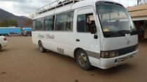 Shuttle Bus Services: Nairobi - Arusha - Moshi - Kilimanjaro , Nairobi, Bus Services