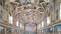 Best of Rome in a Day Private Guided Tour Including Vatican, Sistine Chapel, and Colosseum
