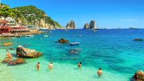 Capri and Blue Grotto Day Tour from Naples or Sorrento, Napels