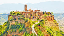 Day private tour from Rome to the Dying Town of Bagnoregio and Orvieto, Rome, Ports of Call Tours