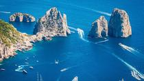 Exclusive Capri Boat Tour from Naples or Sorrento, Naples, Day Cruises