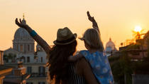Illuminated Rome Tour for Kids and Families with Gelato and Pizza, Rome, Rail Tours
