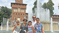 Milan Private Sightseeing Tour for Kids and Families with Local Guide, Milan, null