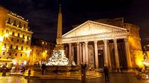 Rome by Night Walking tour Including Piazza Navona Pantheon and Trevi Fountain, Rome, Walking Tours