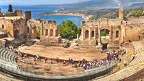 Shore Excursion from Messina to Mount Etna and Taormina, Messina, Private Day Trips