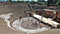 Skip-the-lines Private Tour of Pompeii Including the Theatre the Forum and all Highlights, Pompeii