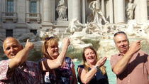 Trevi Fountain, Pantheon, and Campo De' Fiori Market Food and Wine Tour