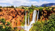 Excursion d'une journée aux cascades d'Ouzoud depuis Marrakech, Marrakech, Day Trips