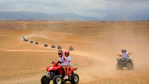 QUAD BIKE ADVENTURE AND MAGICAL DINNER IN AGAFAY DESERT, Marrakech, 4WD, ATV & Off-Road Tours