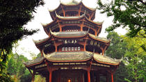 Privat Chengdu City Sightseeing Tour of Qingyang Palace, Wuhou Temple och Jinli Street, Chengdu, Privata rundturer